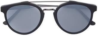 RetroSuperFuture 'GIAGUARO BLACK MATTE ZERO' sunglasses