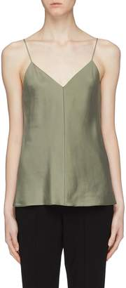 The Row 'Eda' cupro camisole top
