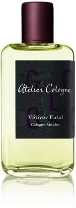 Atelier Cologne Absolue Spray, Vetiver Fatal, 3.3 Ounce, U-4707