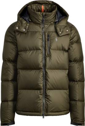 at Ralph Lauren � Ralph Lauren Quilted Ripstop Down Jacket