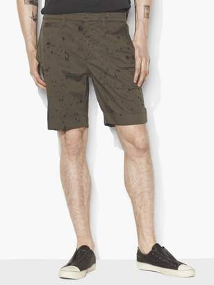 John Varvatos Ink Drop Shorts