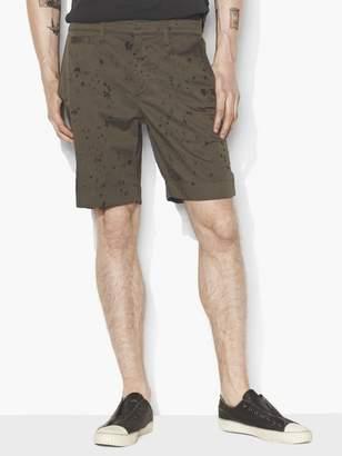 John Varvatos Ink Drop Shorts