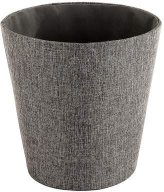 At Littlewoods Ideal Home Grey Waste Paper Bin