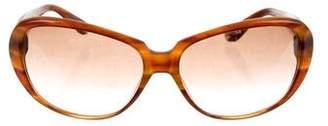 Derek Lam Marbled Camille Sunglasses