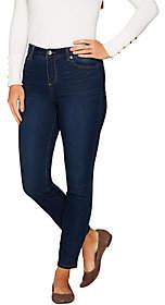 Kelly by Clinton Kelly Regular 5-PocketAnkle Jeans
