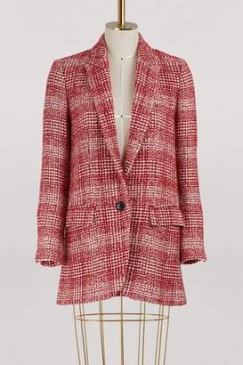 Etoile Isabel Marant Ice virgin wool jacket