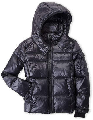 S13 Boys 4-7) Gloss Downhill Down Jacket