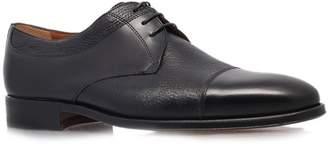 Stemar Smooth Toecap Derby Shoe