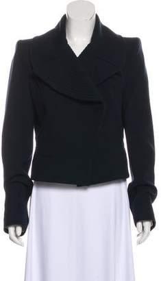 Givenchy Wool Crop Jacket