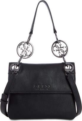 GUESS Alana Top-Handle Shoulder Bag