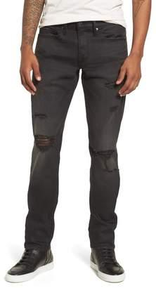 Frame L'Homme Slim Fit Jeans (Flintwood)