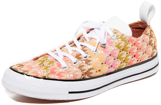 Converse Chuck Taylor All Star Missoni Ox Sneakers $120 thestylecure.com