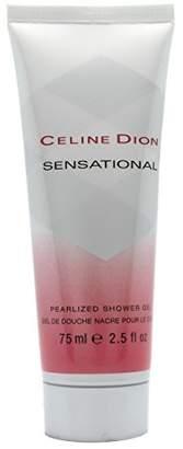 Celine Dion Sensantional Shower Gel for Her, 75 ml