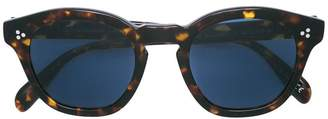 Oliver Peoples rounded sunglasses
