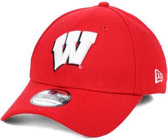 New Era Wisconsin Badgers College Classic 39THIRTY Cap