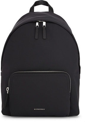 Burberry Abbeydale backpack $520 thestylecure.com