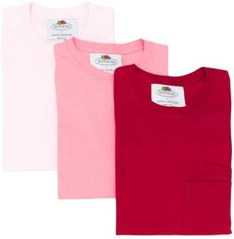 Cédric Charlier chest pocket T-shirt