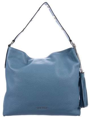 MICHAEL Michael Kors Grommet-Detailed Leather Hobo