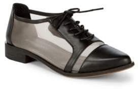 Kelsi Dagger Brooklyn Astoria Leather Oxfords