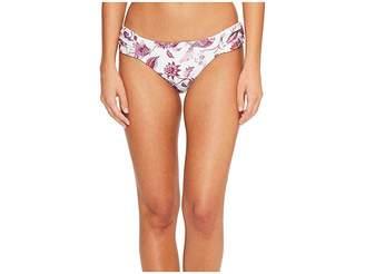 Becca by Rebecca Virtue Tahiti Reversible American Bikini Pant Women's Swimwear