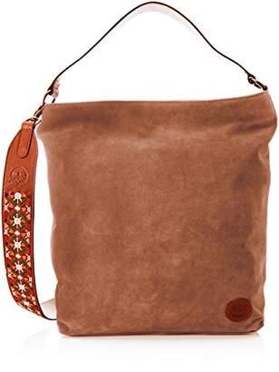 Timberland Women's TB0M5759 Shoulder Bag Brown