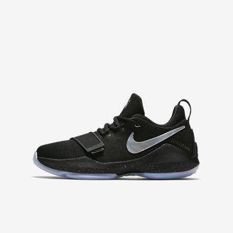 Nike PG 1 Shining Big Kids' Basketball Shoe $90 thestylecure.com