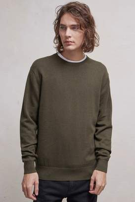 French Connenction Portrait Wool Crew Neck Jumper