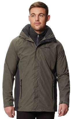 Regatta Green 'Telmar' 3 In 1 Waterproof Jacket