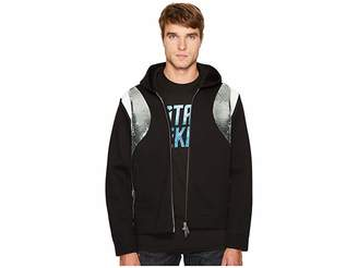 DSQUARED2 Evening Trekking Zip-Up Hoodie Men's Sweatshirt