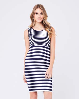 Ripe Maternity Norah Seamless Nursing Dress
