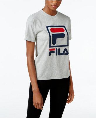FILA Kate Logo T-Shirt $38 thestylecure.com