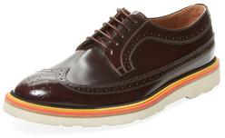 Paul SmithGrand Prune Derby Shoe