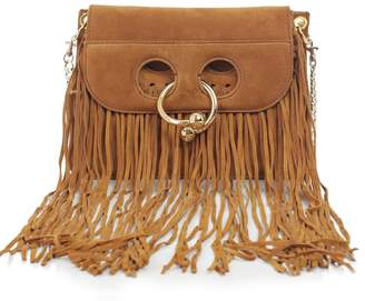 J.W.Anderson Mini Pierce Leather Fringe