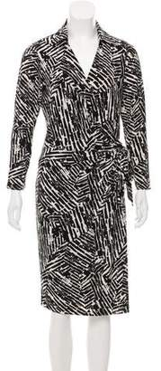 652637e4dce Lauren by Ralph Lauren Printed Wrap Dress