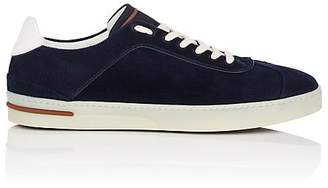 Loro Piana Men's 70's Walk Corduroy Sneakers