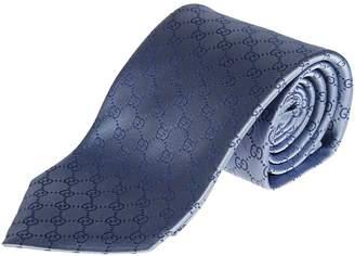 Gucci Gg Supreme Tie
