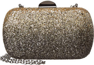 Sondra Roberts Ombre Glitter Clutch