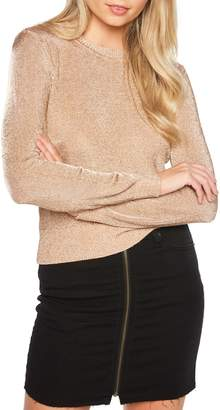 Bardot Metallic Sweater
