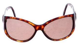 Tiffany & Co. Square Tinted Sunglasses