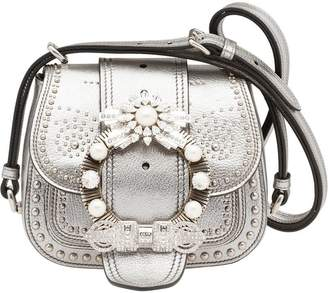 ceb7e7a0156b Miu Miu Leather Bags For Women - ShopStyle Australia
