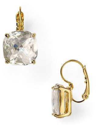 Kate Spade Square Leverback Earrings