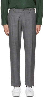 Undercover Grey Button Trousers