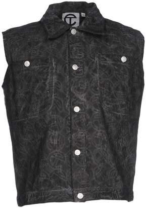 Telfar Denim outerwear - Item 42615186BW