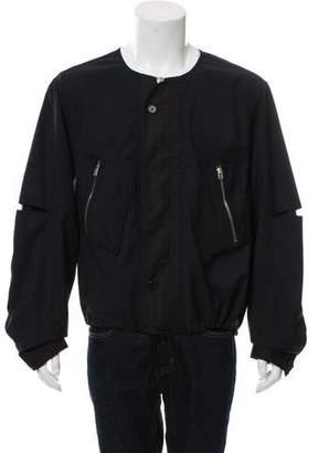 3.1 Phillip Lim Drawstring Bomber Jacket
