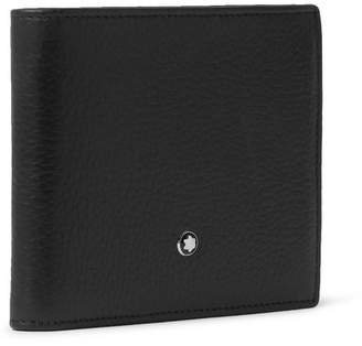 Montblanc Meisterstuck Full-Grain Leather Billfold Wallet - Black
