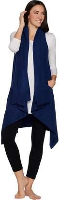 Cuddl Duds Fleecewear Stretch Cascade Vest