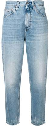 Tommy Jeans cropped mom jeans