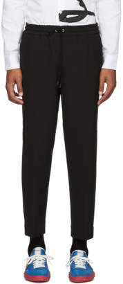 Kenzo Black Cropped Trousers