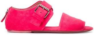 Marsèll oversized buckle sandals