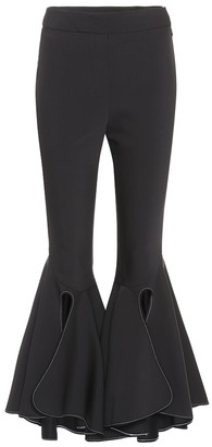 Ellery Ox Bow flared trousers